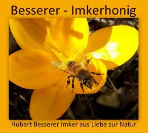 Hubert Besserer Logo- Imkerhonig