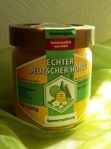 Sommertrachthonig - Besserer Imker Honig